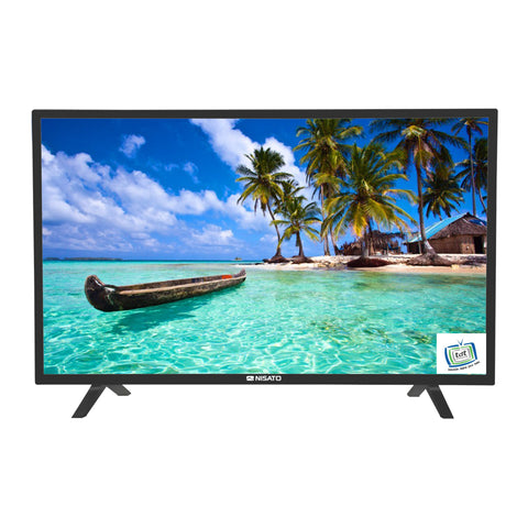 "NISATO, TELEVISOR LED TV 43"", FULL HD 1080P, 2 X USB, 3 X HDMI, 1 X VGA"