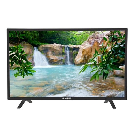 "NISATO, TELEVISOR LED TV 49"", FULL HD 1080P, 2 X USB, 3 X HDMI, 1 X VGA"