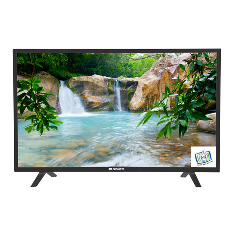 "NISATO, TELEVISOR LED TV 19"", HD720P, 2 X USB, 2 X HDMI, 1 X VGA"