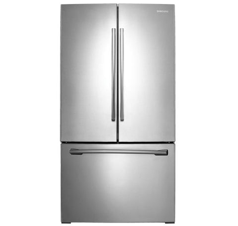 Marca: SAMSUNG, REFRIGERADORA FRENCH-DOOR, Refrigeradora French Door Samsung 26 cu.ft. | Power Freeze Y Power Cool - Gris