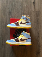 Load image into Gallery viewer, Jordan 1 Retro Mid Fearless Maison Chateau