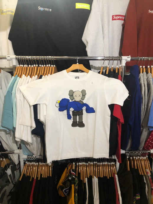 Uniqlo x Kaws Companion Shirt