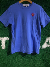 Load image into Gallery viewer, CDG Small Logo Heart Shirt