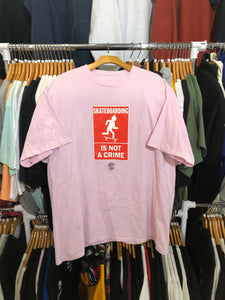 Travis Scott x Nike SB No Loitering Shirt