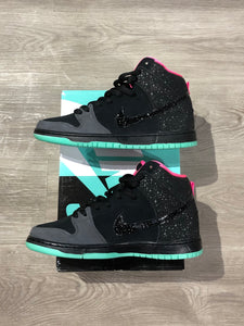 Nike SB Dunk Hi Northern Lights