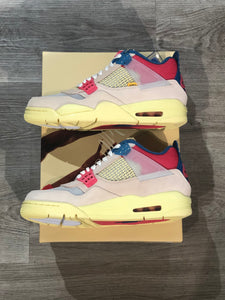 Jordan 4 Retro x Union Guava