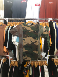 Off White Split Camo Shirt