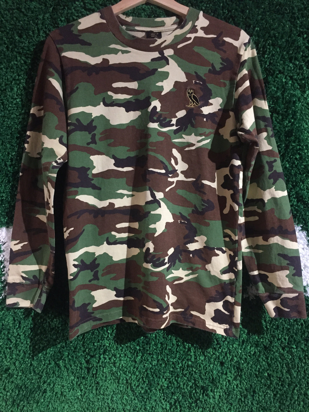 OVO Camo Long Sleeve