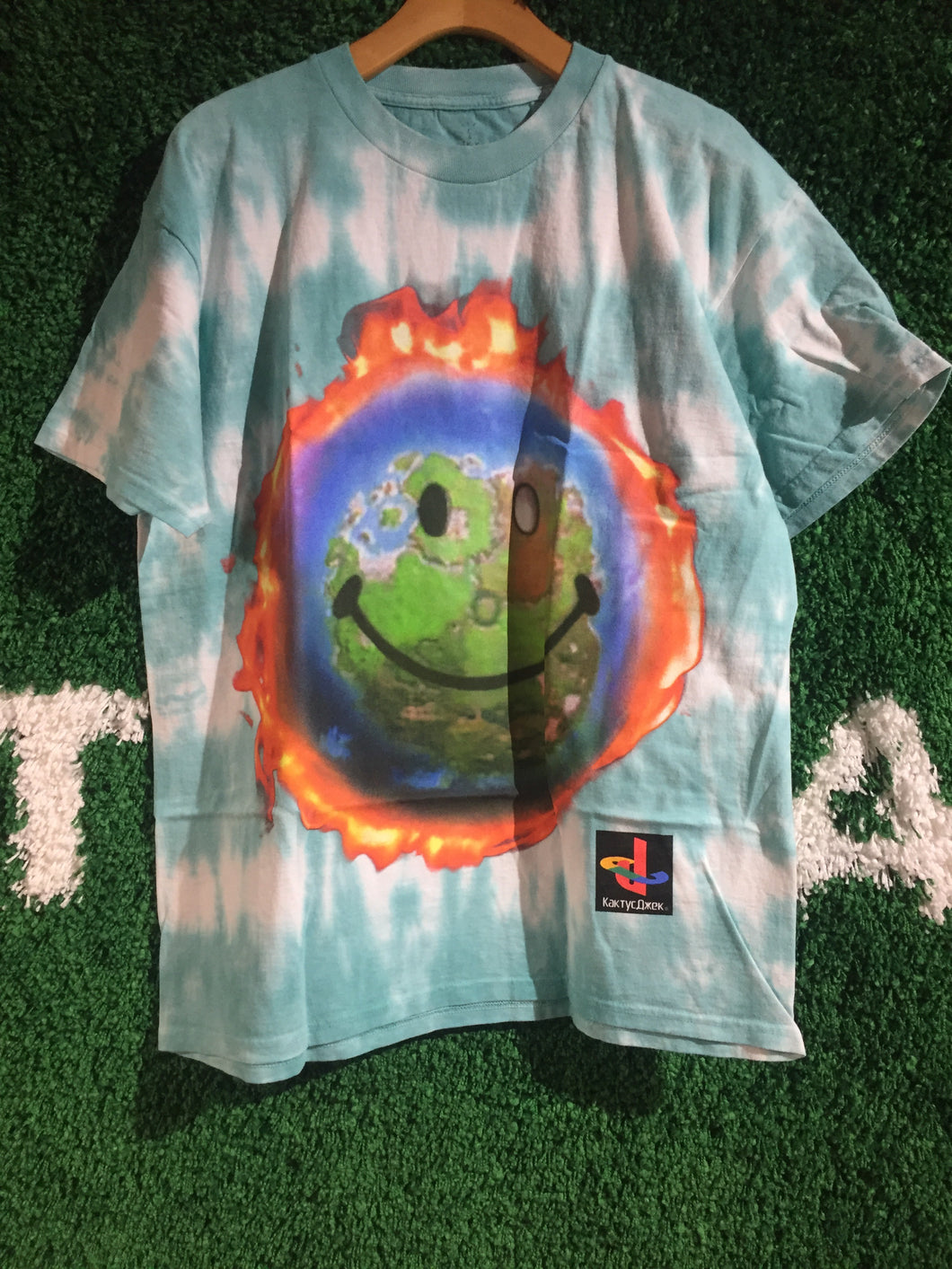 Travis Scott x Fortnite World Shirt