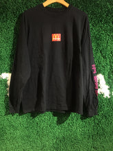 Load image into Gallery viewer, Travis Scott x McDonald's Action Figure Space Long Sleeve Shirt
