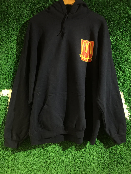 Travis Scott x McDonald's Up All Night Hoodie