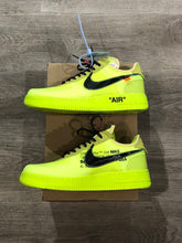 Load image into Gallery viewer, Nike x Off White Air Force 1 Volt