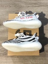 Load image into Gallery viewer, Yeezy 350 V2 Zebra