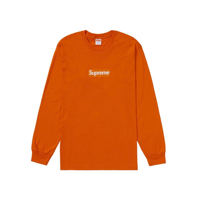 Supreme Box Logo Long Sleeve Shirt