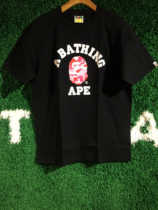 Bape College Shirt