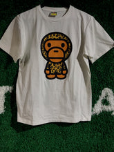 Load image into Gallery viewer, Bape Milo Cheetah Print Shirt