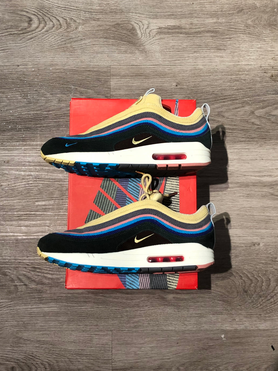 Nike x Sean Wotherspoon Air Max 1/97