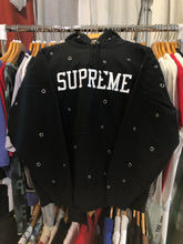 Load image into Gallery viewer, Supreme Eyelet Hoodie