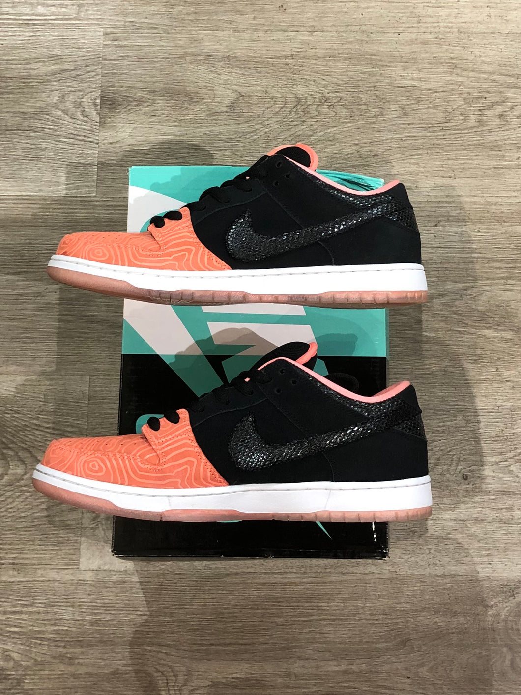 Nike SB Dunk Low Premium Fish Ladder