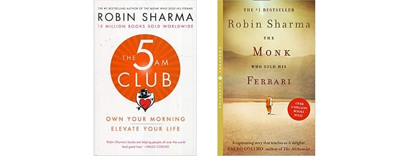 Robin sharma book recommendations