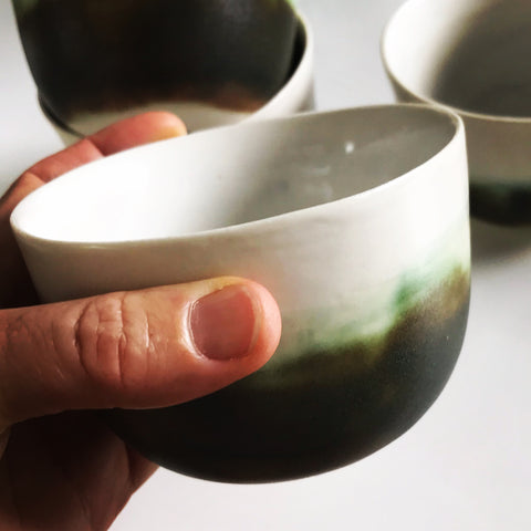 CUP or SMALL BOWL - Low Tide