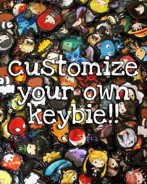 Customize a keybie!