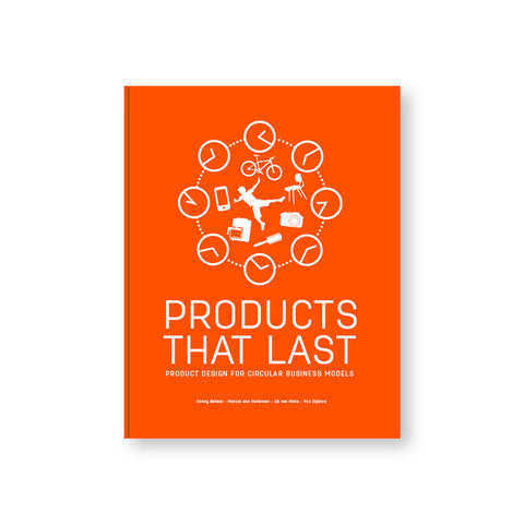 Bright orange book cover with white schematic of obdey and design objects surrounded by different clock positions in a circle above sans serif title