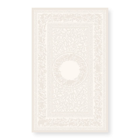 Studio Job Pantheon Table Cloth White