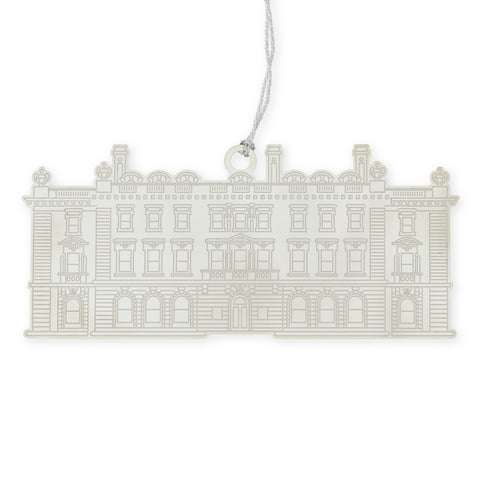 Cooper Hewitt 120th Anniversary Ornament