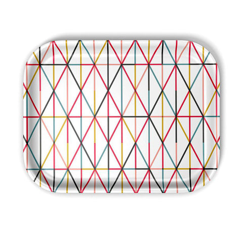 Girard Grid Color Tray, Large