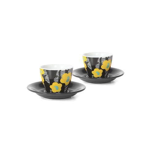 Crevel Espresso Set Yellow
