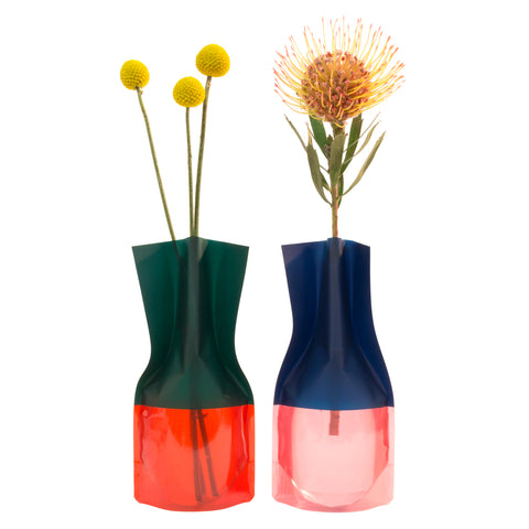 Hope Forever Blossoming Vase, Set of 2