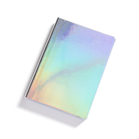 Small Fluid Chrome Notebook
