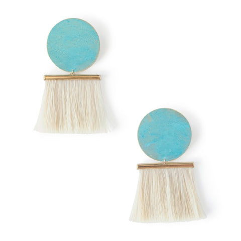 Elle Earrings Natural