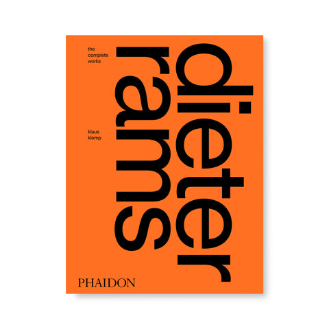 Bright orange book cover with title in lowercase bold black text centered vertically.