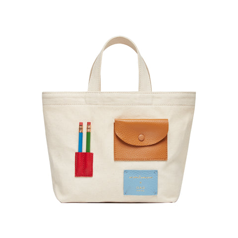 OAD x CW Pencils Collab Mini Tote
