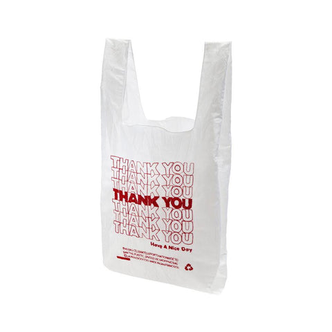 Red Thank You Tote