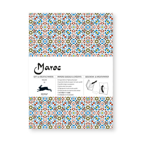 Maroc Gift and Creative Paper Book