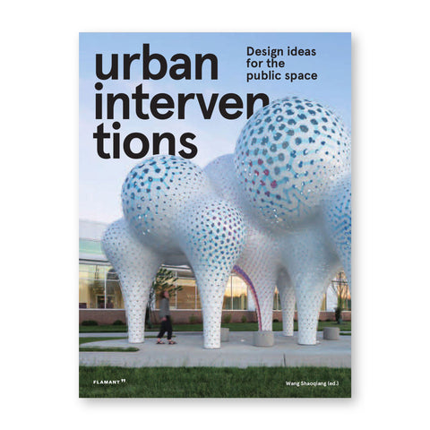 Book cover features a photo of contemporary architectural structure. The title is visible in the left top corner.