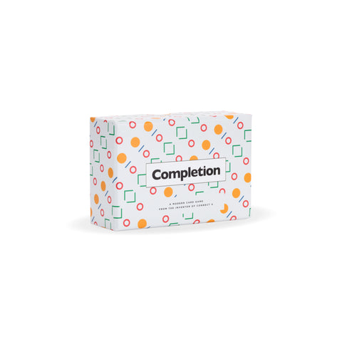 Completion Card Game