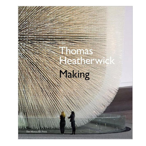 Softcover, Thomas Heatherwick: Making