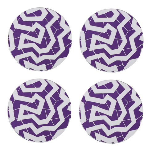 Spinne Pattern Coaster Set