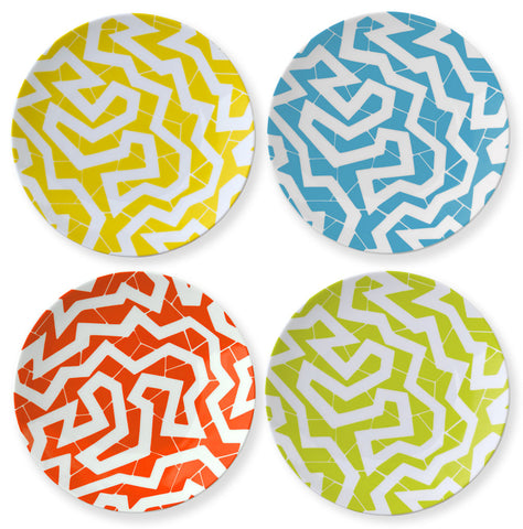 Spinne Pattern Plate Set