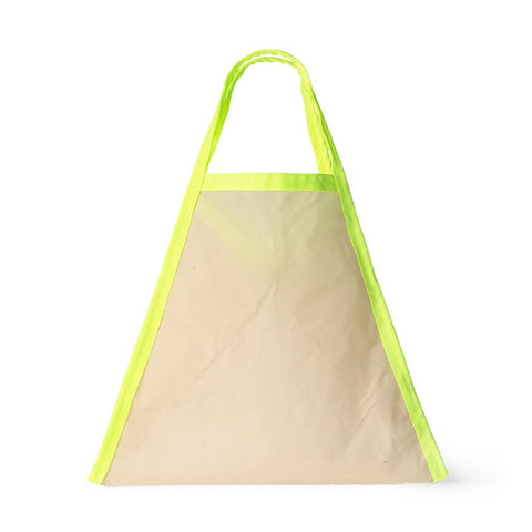 Three Bag Vellum Neon