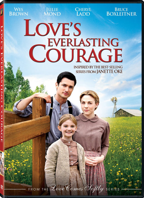 Love's Everlasting Courage DVDR (2011)