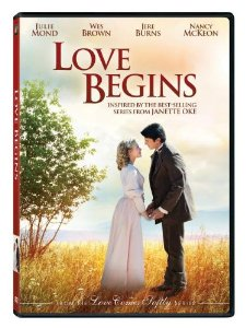 Love Begins - DVD 2011