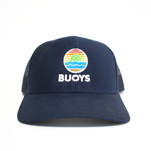 Buoys Hat - Navy/Navy