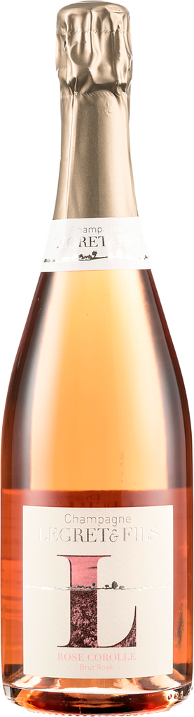 Champagne Corolle Brut Rosé