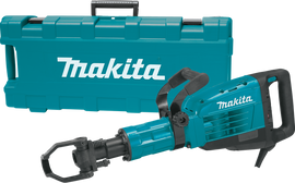 Makita 35 lb Demolition Hammer accepts 1‑1/8