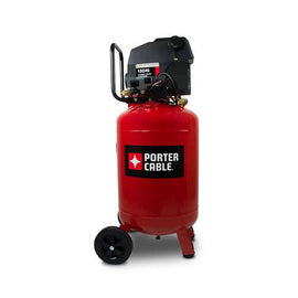 Porter Cable Air Compressor/ Porter Cable /940220/ Porter Cable PXCMLC1683066 30-Gallon Single Stage Portable Air Compressor